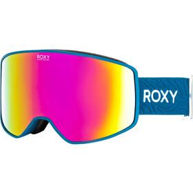 Roxy Storm Snowboard Goggles Women, ocean depths